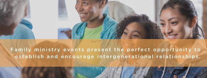 family ministry events