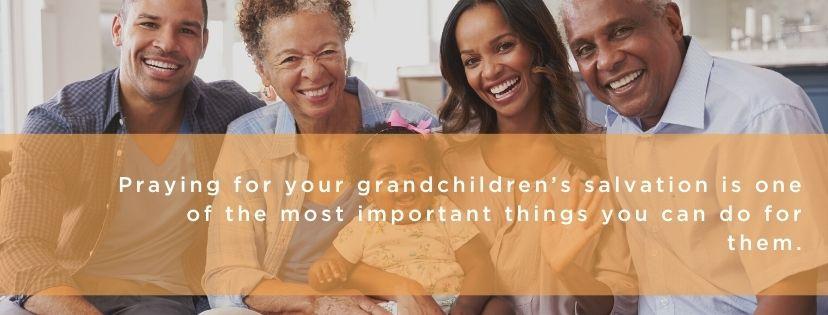 grandparents prayer for their grandchildren