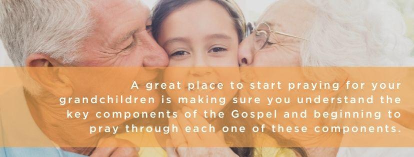 grandparent's prayer for grandchildren